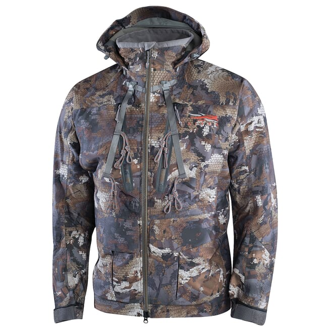 Sitka Timber Hudson Jacket Optifade Timber Extra Large Tall 50204-TM-XLT