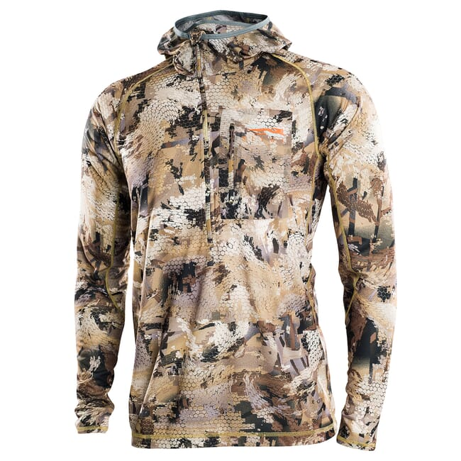 Sitka CORE Lt Wt Hoody Optifade Waterfowl Small 10066-WL-S