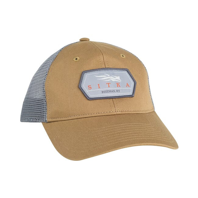 Sitka Womens Meshback Trucker Cap Clay One Size Fits All 90270-CL-OSFA