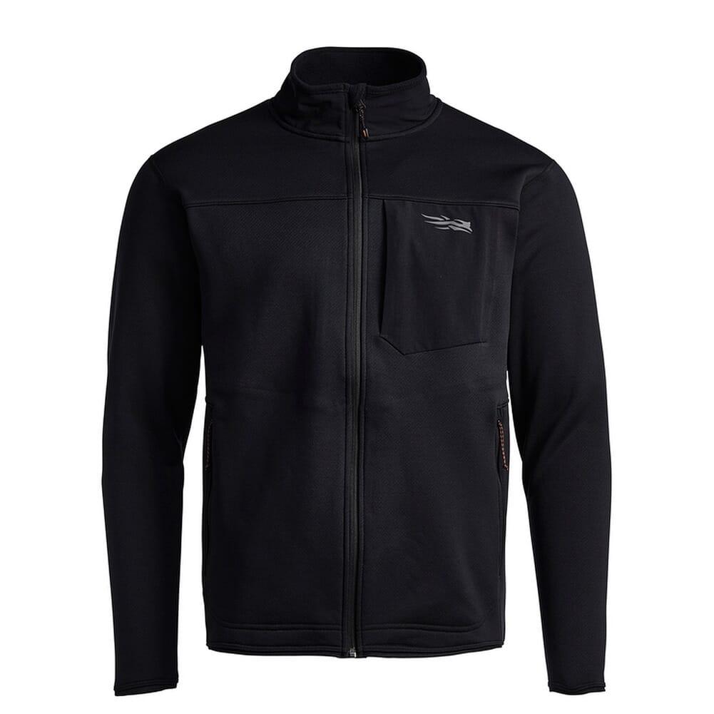 Sitka Gear Dry Creek Fleece Jacket Sitka Black 80057-BK