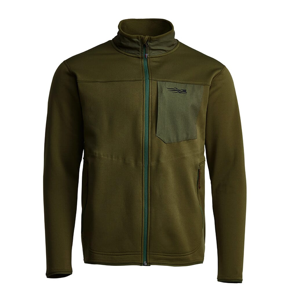 Sitka Gear Dry Creek Fleece Jacket Covert 80057-CV