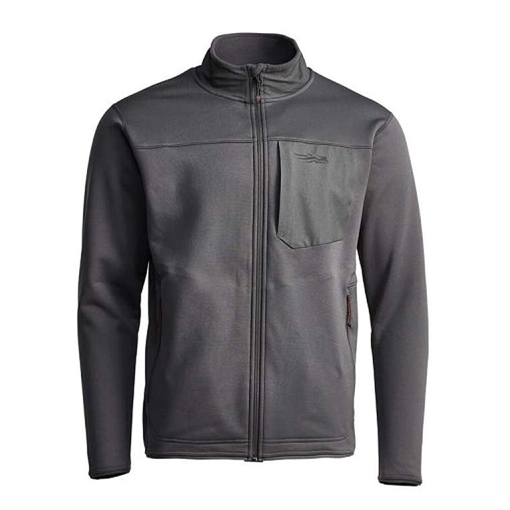 Sitka Gear Dry Creek Fleece Jacket Shadow 80057-SH