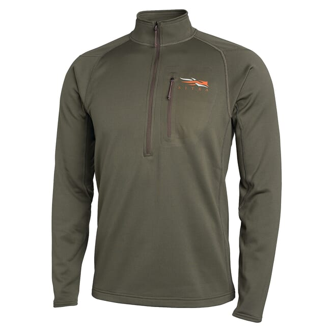 Sitka CORE Mid Wt Zip-T Forest 10068-FO