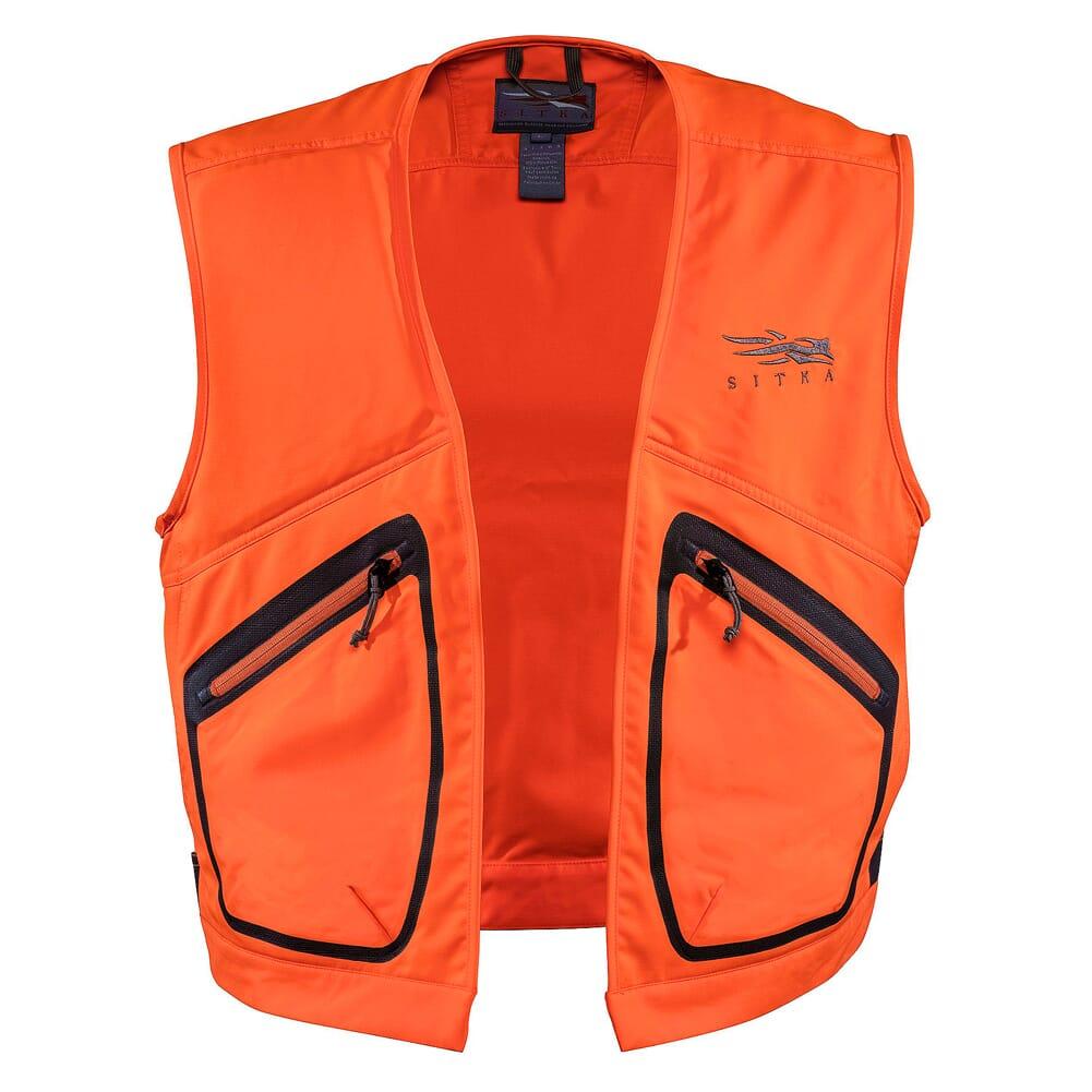 Sitka Blaze Orange Ballistic Vest 50093-BL