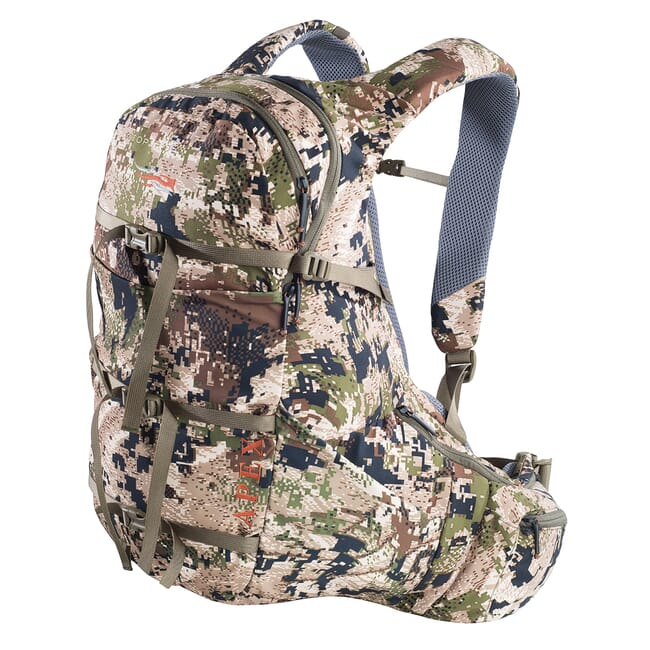 Sitka Subalpine Apex Pack Optifade Subalpine One Size Fits All 40075-SA-OSFA