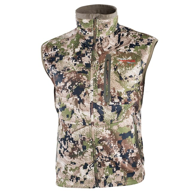 Sitka Subalpine Jetstream Vest Optifade Subalpine Small 30011-SA-S