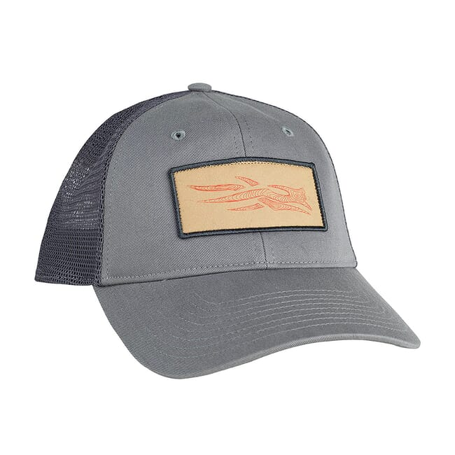 Sitka Topo Logo Patch Trucker Shadow One Size Fits All 90229-SH-OSFA