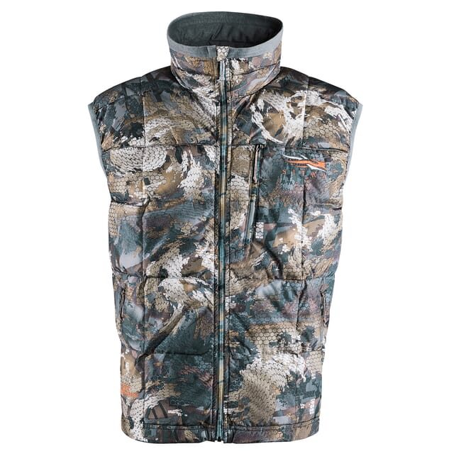Sitka Optifade Timber Farenheit Vest 30038-TM