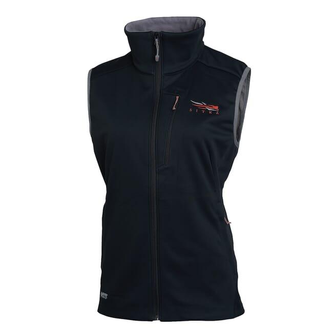 Sitka Women's Jetstream Vest Sitka Black 50137-BK