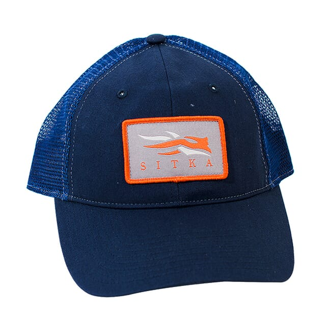 Sitka Youth Meshback Trucker Cap Eclipse One Size Fits All 90271-EC-OSFA