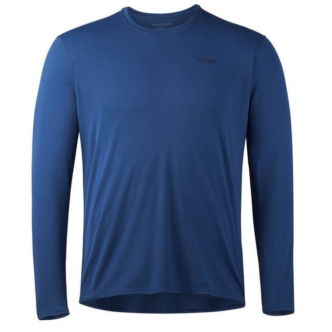 Sitka Gear TTW Admiral Blue Basin Work LS Shirt 80036-AB