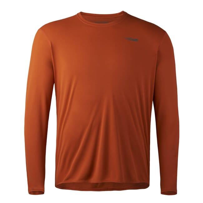 Sitka Gear TTW Burnt Orange Basin Work LS Shirt 80036-BO