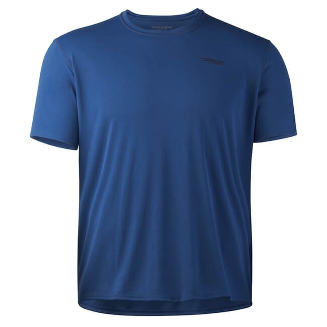 Sitka Gear TTW Admiral Blue Basin Work SS Shirt 80038-AB