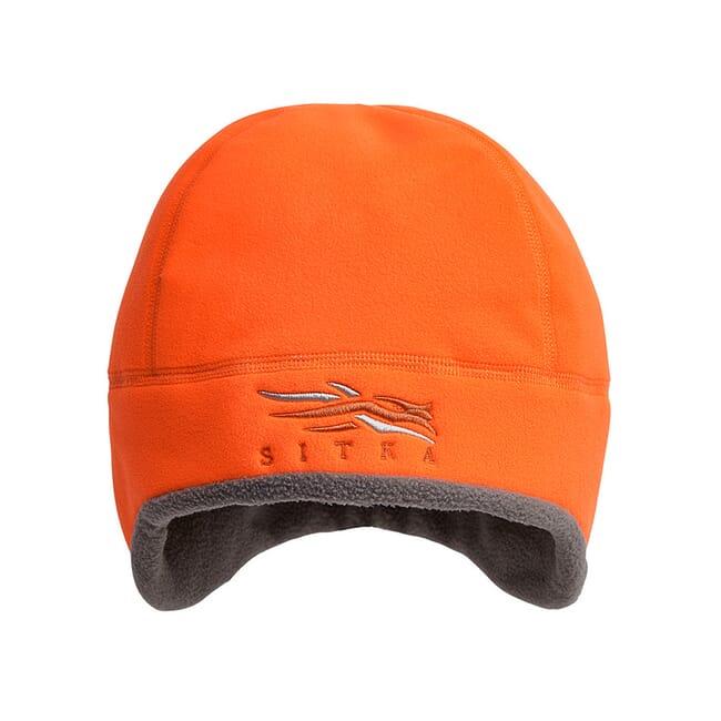 Sitka Gear Blaze Orange Stratus Windstopper Beanie 90290-BL-OSFA