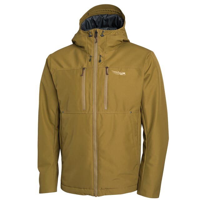 Sitka Grindstone Work Jacket Olive Brown 80029-OV