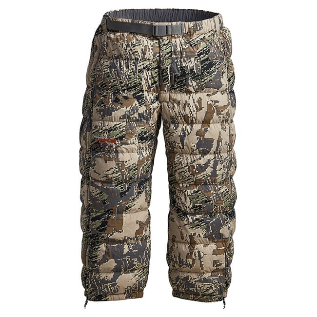 Sitka Gear Big Game Open Country Kelvin Lite Down 3/4 Pant 30074-OB