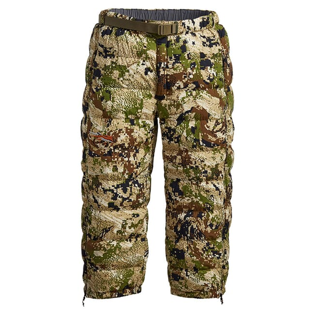 Sitka Gear Big Game Subalpine Kelvin Lite Down 3/4 Pant 30074-SA