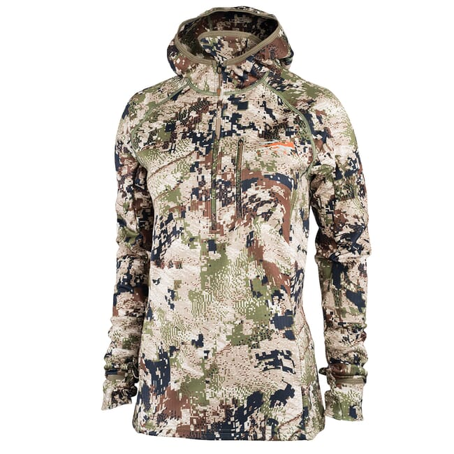 Sitka Women''s Core Heavy Wt Hoody Optifade Subalpine Large 10052-SA-L