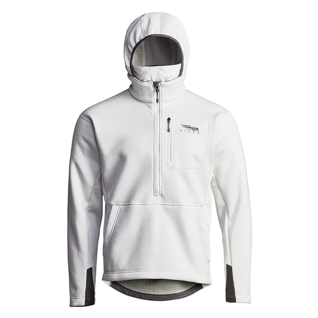 Sitka Gear White Gradient Hoody 50129-WH