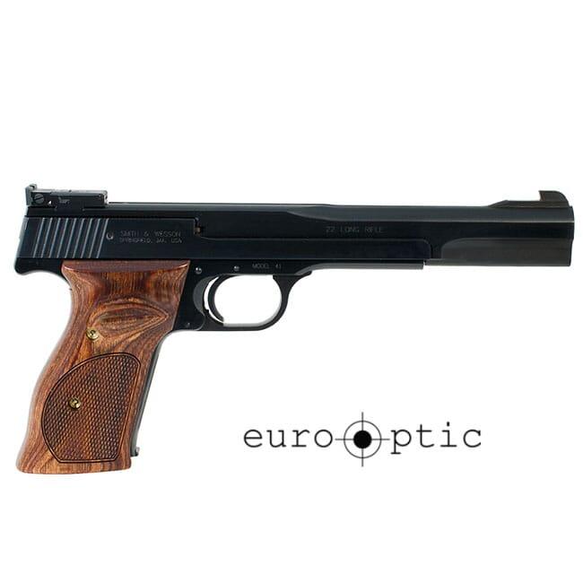 Smith & Wesson Model 41 .22 LR Pistol SW130512