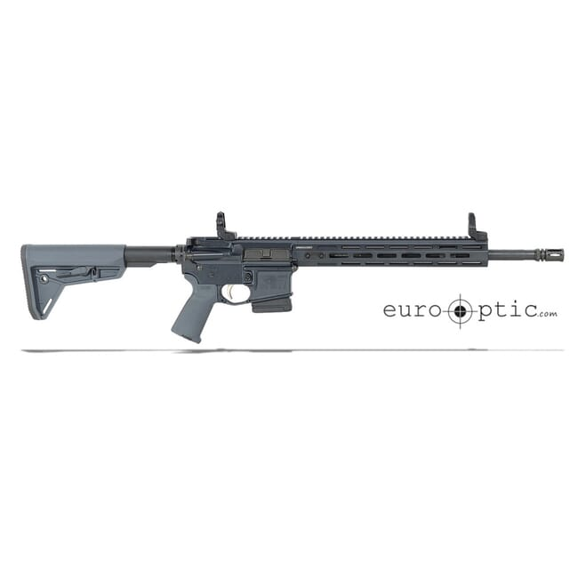 "Springfield Armory 5.56 Gray SAINT w/ Chrome Moly 16"" Barrel w/ FF Handguard, Mid Length Gas System 10-Rd Rifle ST916556GRYFFHLC"