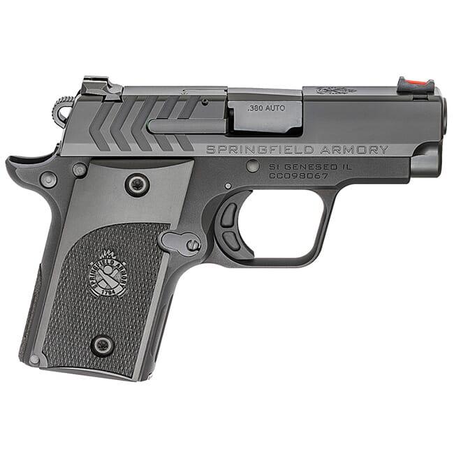 Springfield Armory 911 .380 ACP Alpha Nitride Pistol (w/ 1 magazine) PG9108