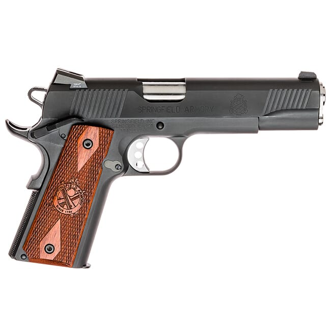"Springfield 1911-A1 5"" .45 PARKERIZED FIXED COMBAT PX9109L"