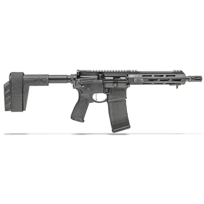 "Springfield Armory .300 Saint Victor 9"" Black Pistol w/ Stainless Steel Barrel STV909300B"