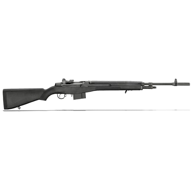 "Springfield M1A 22"" BLACK COMPOSITE STOCK, CARBON BBL MA9106"