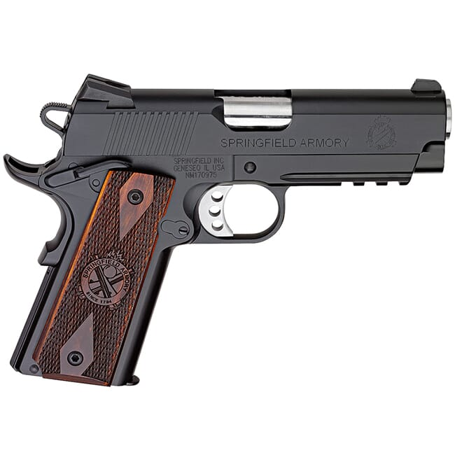 "Springfield 1911-A1 4"" .45 LW CHAMPION OPERATOR PX9115L18"