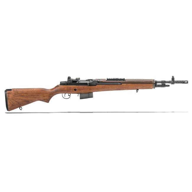 """Springfield M1A 18"""" WALNUT STOCK, CARBON BBL AA9122"""
