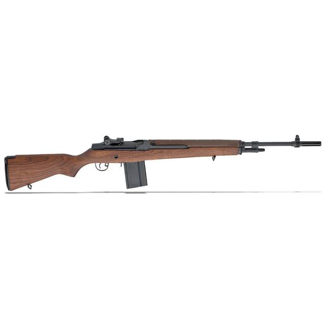 """Springfield M1A 22"""" WALNUT STOCK, CARBON BBL MA9102"""