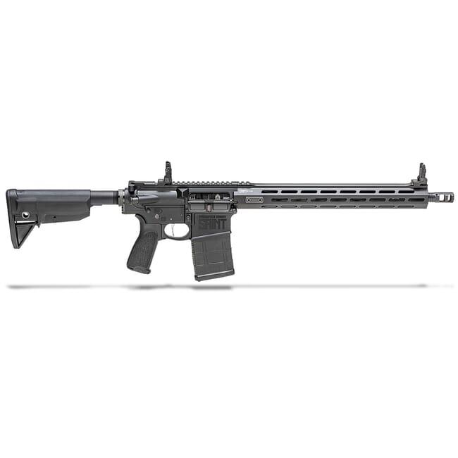 "Springfield Armory .308 Black Saint Victor 16"" Barrel w/ FF 15"" Handguard, Mid-Length Gas System Rifle STV916308B"