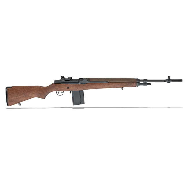 "Springfield M1A 22"" WALNUT STOCK NM CARBON BBL NA9102"