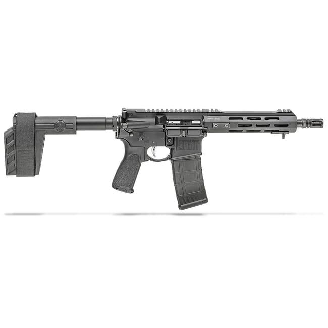 "Springfield Armory .300 Saint 9"" Black Pistol w/ Stainless Steel Barrel ST909300B"