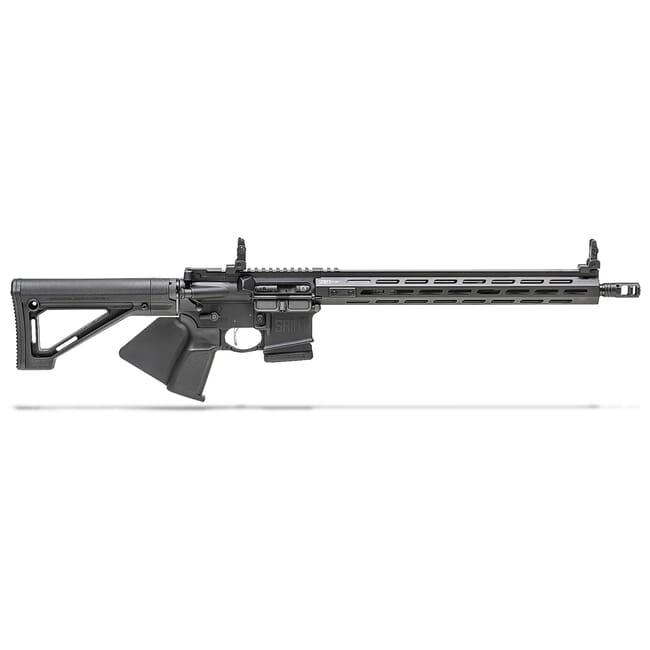 "Springfield 5.56 Saint Victor Black w/ Chrome Moly 16"" Barrel w/ FF 15"" Handguard, Mid-Length Gas System Rifle STV916556BCA"