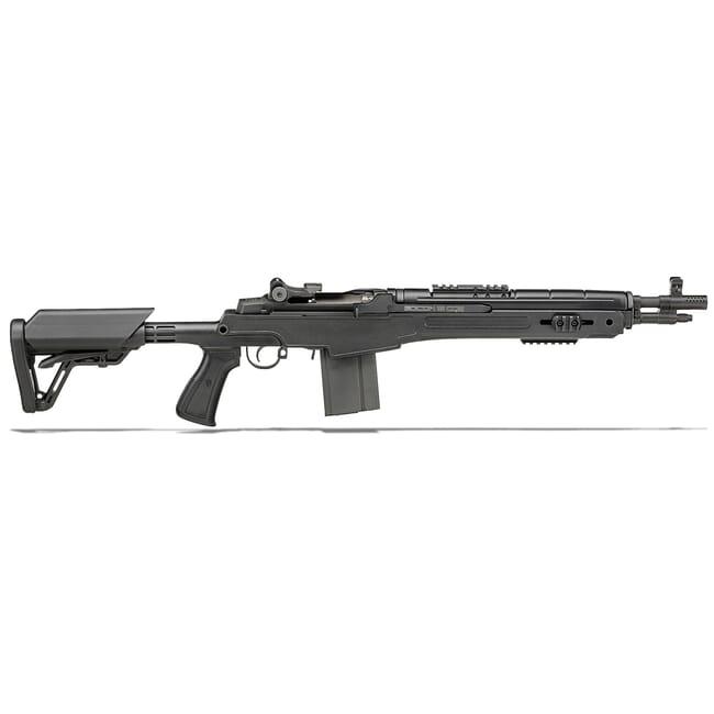 "Springfield M1A 16"" SOCOM BLACK CQB COMPOSITE AA9611"