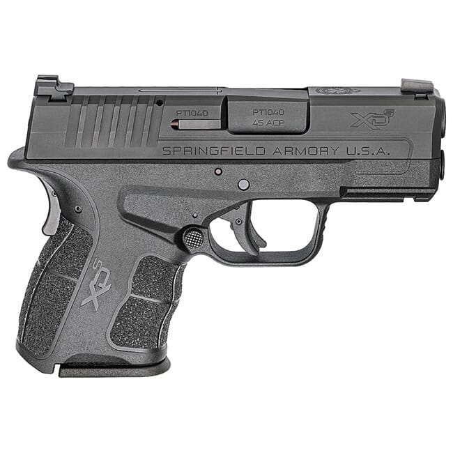 "Springfield Armory XDS .45 ACP MOD.2 3.3"" Tritrium Night Sight w/ 2 Magazines XDSG93345BT"