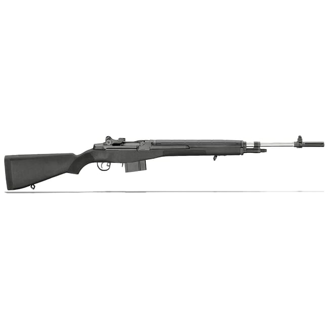 "Springfield M1A 22"" BLACK COMPOSITE NM STAINLESS BBL MA9826"