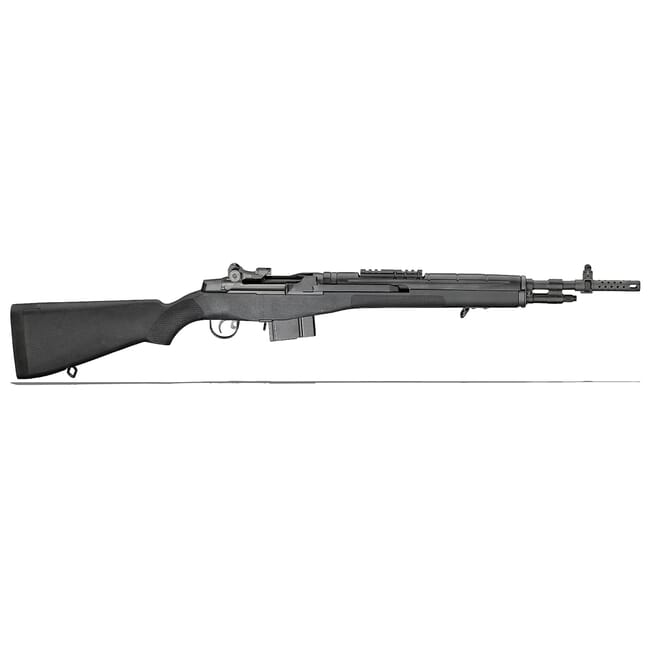 "Springfield M1A 18"" BLACK COMPOSITE STOCK, CARBON BBL AA9126"