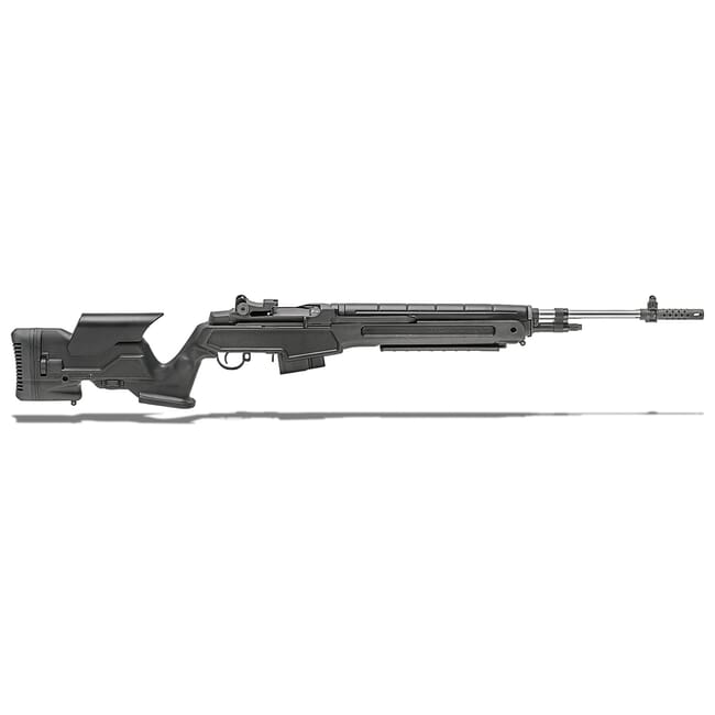 Springfield Armory M1A 6.5 Creedmoor Precision Black Composite Stock NM Stainless Steel Barrel MP9826C65
