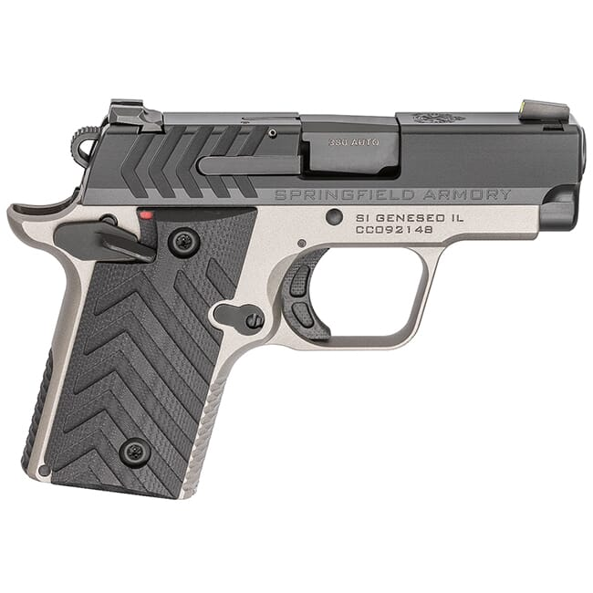 Springfield Armory 911 .380 ACP Titanium / Nitride Pistol (w/ 2 magazines) PG9109TN