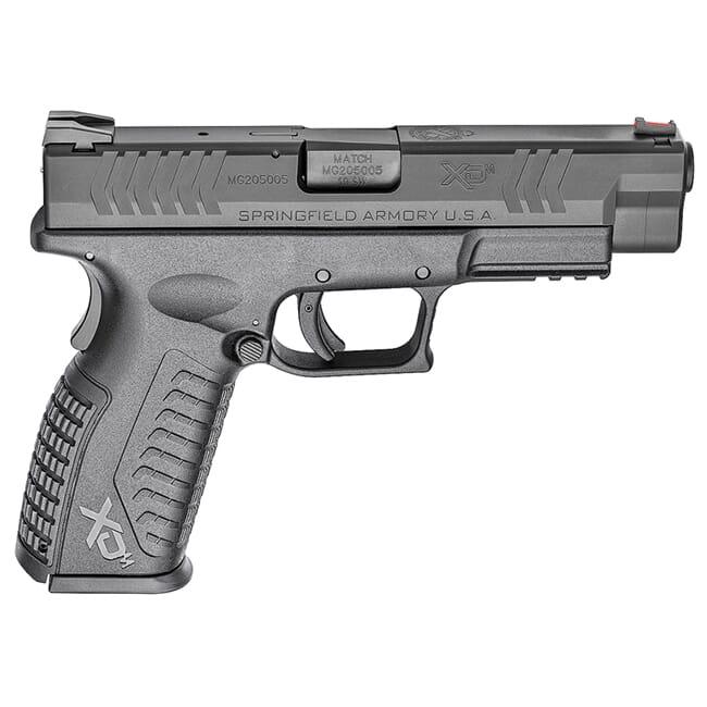 """Springfield Armory XD(M) .40 S&W 4.5"""" BLACK XDM9202HCE"""