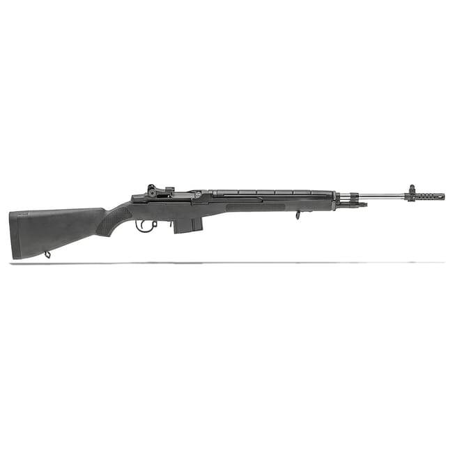 Springfield Armory M1A 6.5 Creedmoor Black Composite Stock NM Stainless Steel Barrel MA9826C65CA