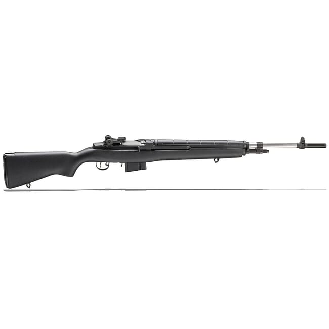 "Springfield M1A 22"" MCMILLAN BLACK STOCK DOUGLAS BBL SA9804"