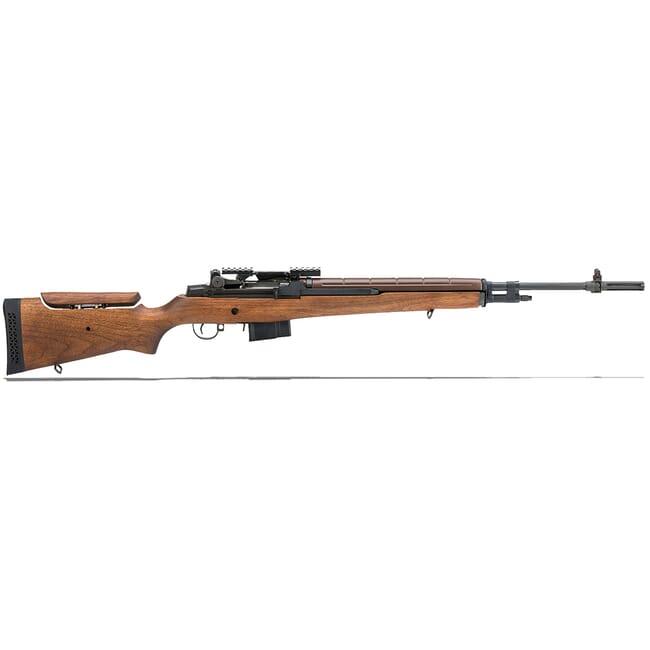 """Springfield M1A 22"""" M21  ADJ WALNUT CARBON BBL SA9121"""