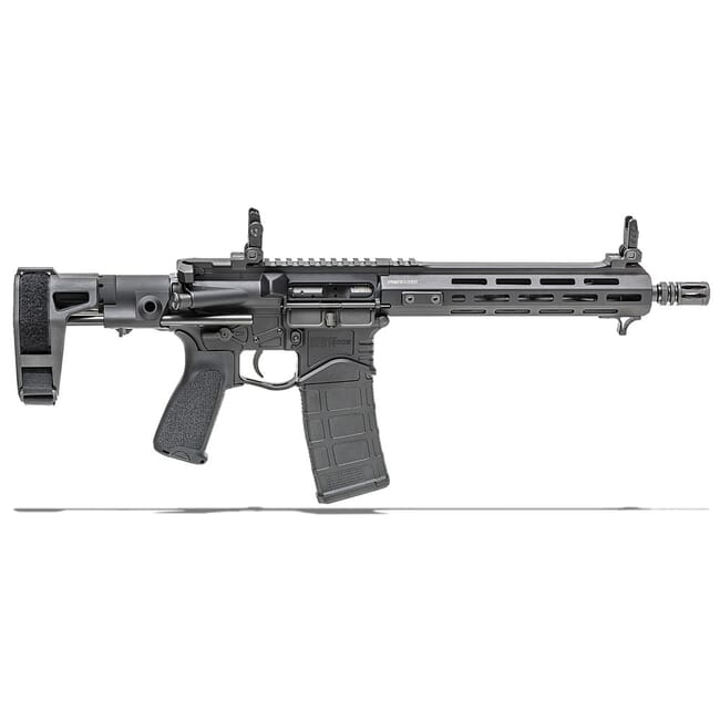 "Springfield Armory 5.56 Saint Edge 10.3"" Black Pistol w/ Stainless Steel Barrel STE9103556B"