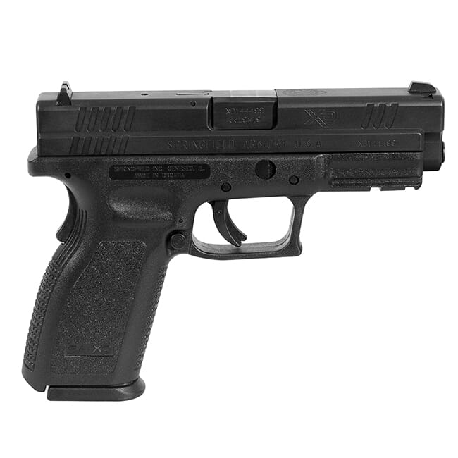 Springfield XD 9mm + Gear Pistol SF0049