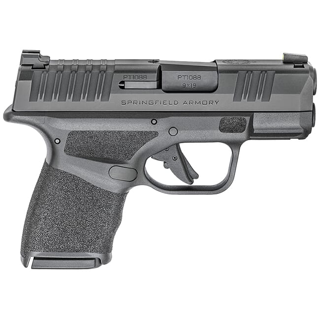 "Springfield Armory Hellcat 9mm Micro-Compact 3"" Pistol w/ (1) 11Rd & (1) 13Rd Ext. Mag HC9319B"