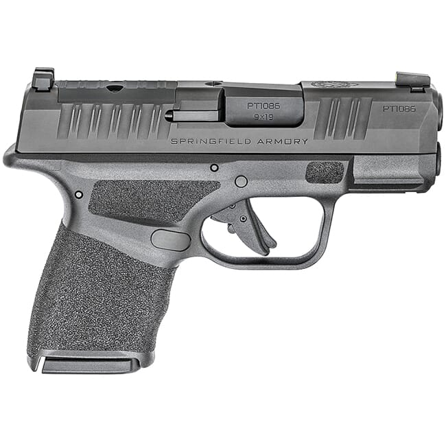 "Springfield Armory Hellcat 9mm Micro-Compact 3"" Optical Sight Pistol (OSP) w/ (1) 11Rd & (1) 13Rd Ext. Mag HC9319BOSP"